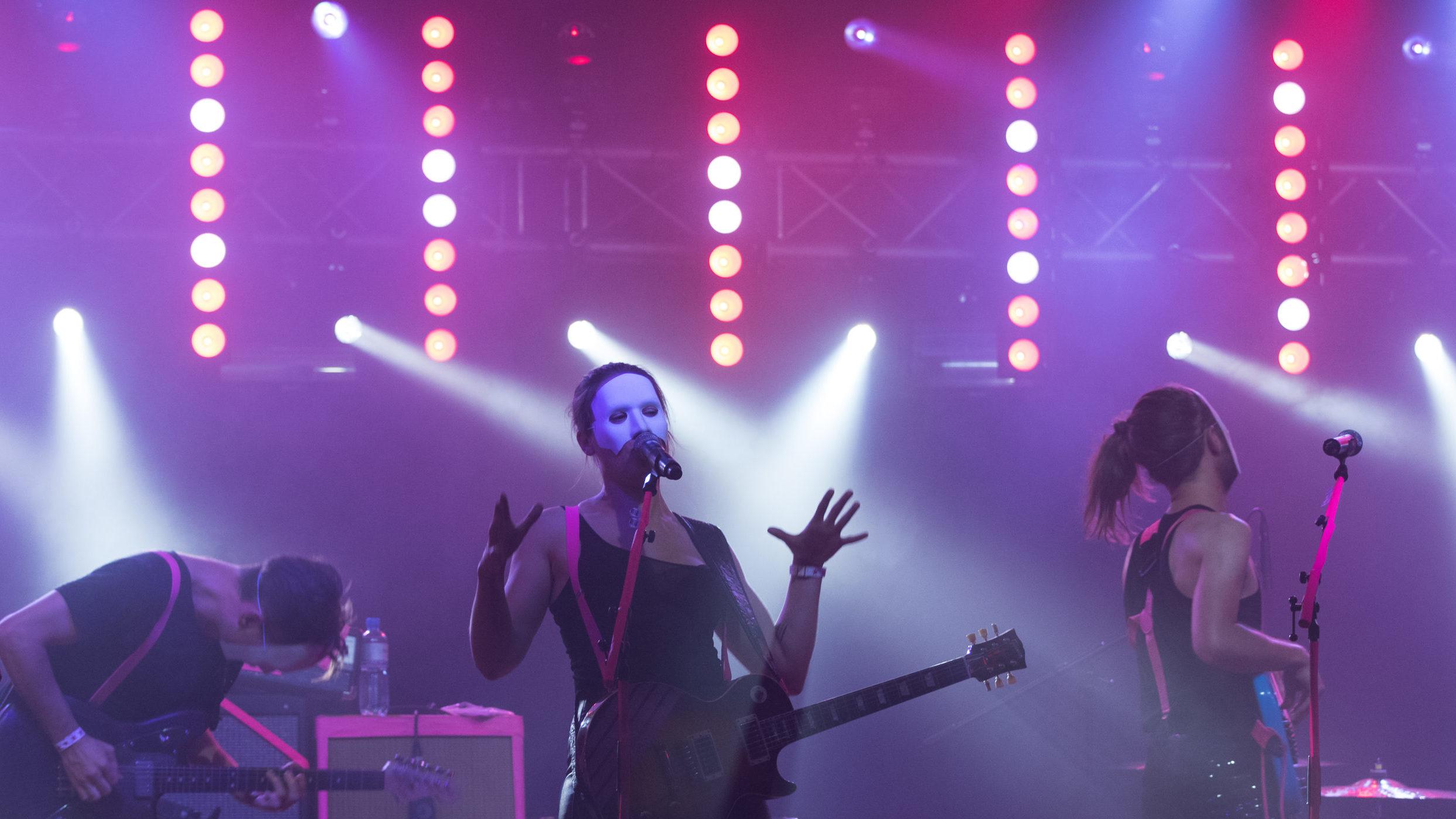 John Gailo am Vorstadt Sounds Festival 2017