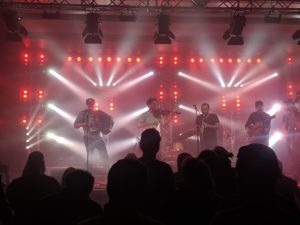 Cheibe Balagan am Vorstadt Sounds Festival 2019