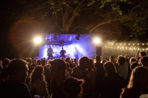 Bubi Eifach am Landenbergfest 2019
