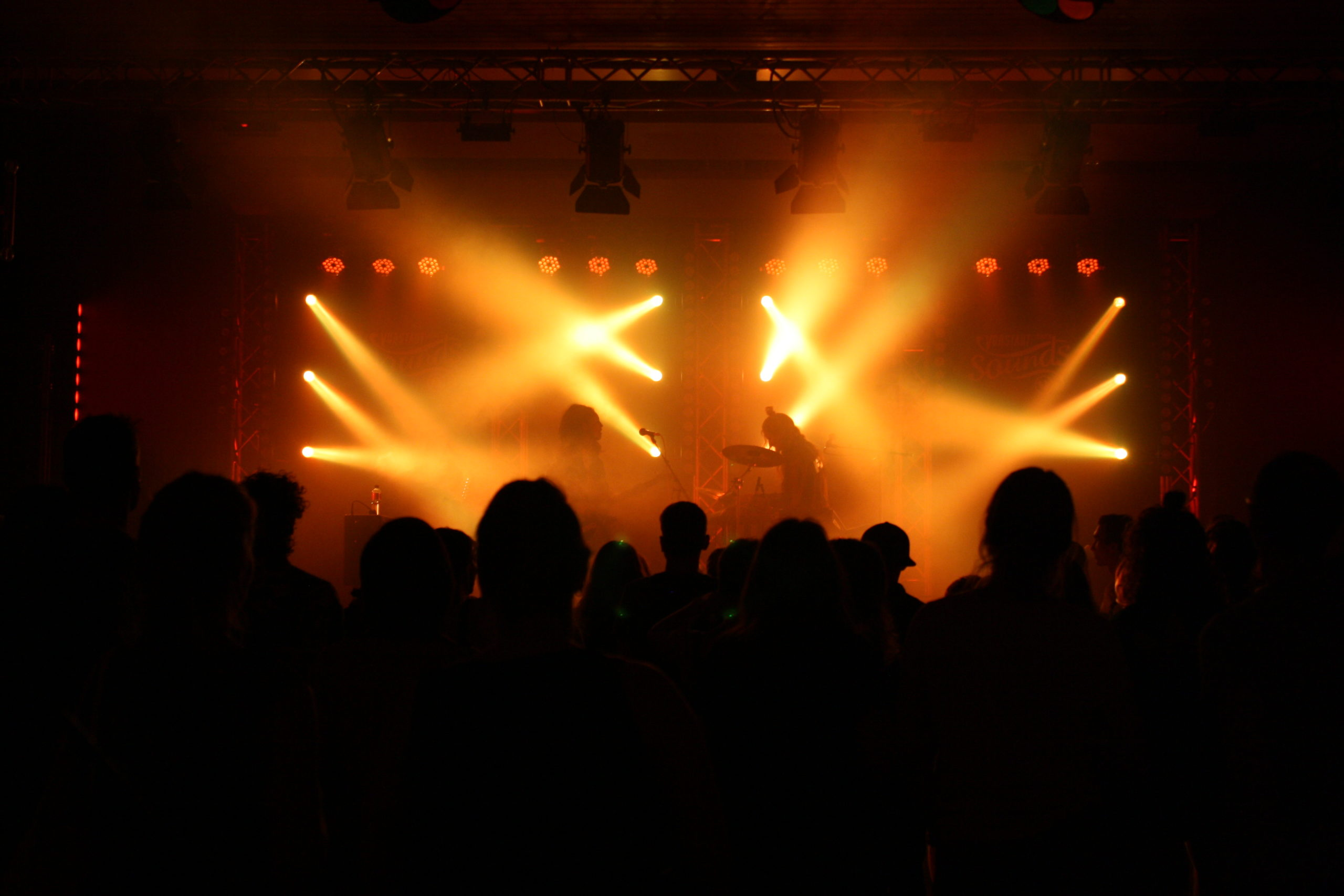 Ikan Hyu am Vorstadt Sounds Festival 2018